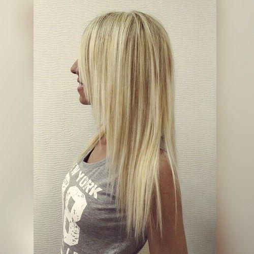 Best 25+ Long Fine Hair Ideas On Pinterest