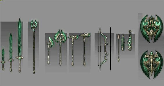 Glass Weapons Elder Scrolls Online