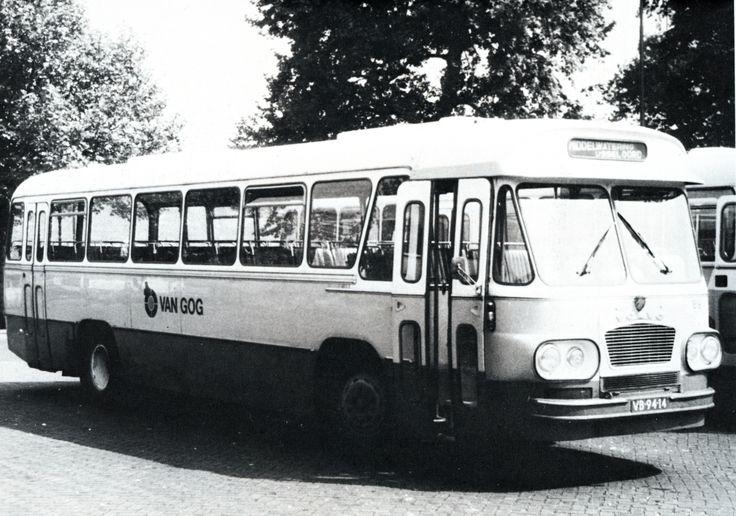 Veel bussen van de Gebr. van Gog zijn bij het touringcar bedrijf Snel&co (Snel Reizen) beland waar ze werden gebruikt voor groepsvervoer voor werknemers van Verolme.