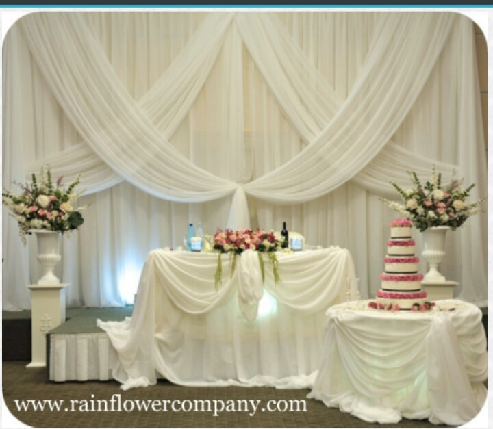 i love the set up bride groom take center stage cake takes second place the main attractions wedding