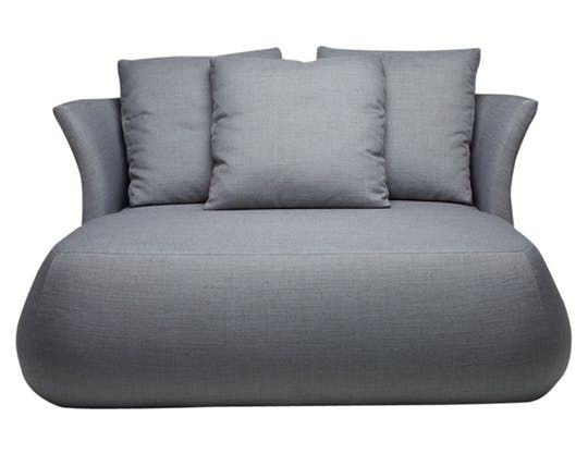 Bun Sofa   Contemporary, Transitional, MidCentury  Modern, Wood, Upholstery  Fabric, Sofas  Sectional by Casa Dio