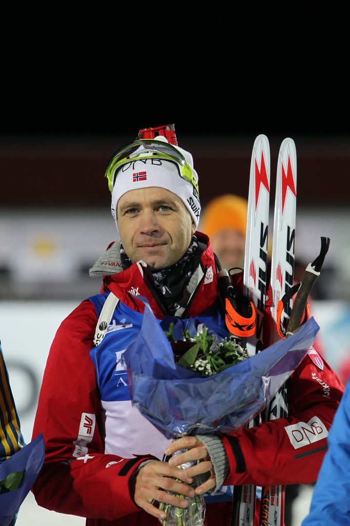 International Biathlon Union / Ole Einar Björndalen, King of the 20K