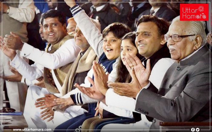 Sports and Sportsperson are being strongly supported by UP CM Akhilesh Yadav to bring Uttar Pradesh to the top of the list.