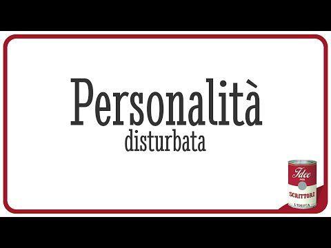 Personalità disturbata: cronache di un asociale ansioso e fobico - YouTube