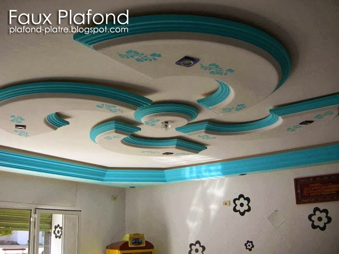 42 best faux plafond images on pinterest ceilings false for Les faux plafond marocain