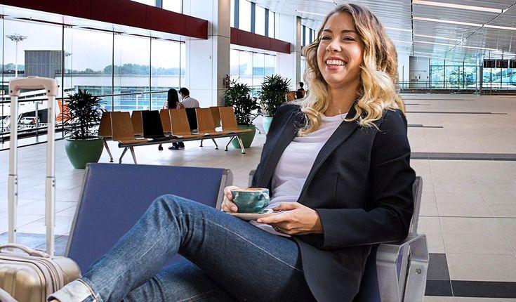 Women's Travel Blazer   Women's 4-Way Stretch Travel Blazer   Betabrand