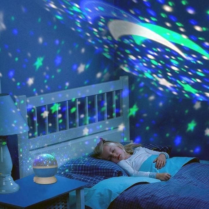 Toys For Kids Night Light Star 2 10 Year Old Kids LED Xmas Gift Star Projector
