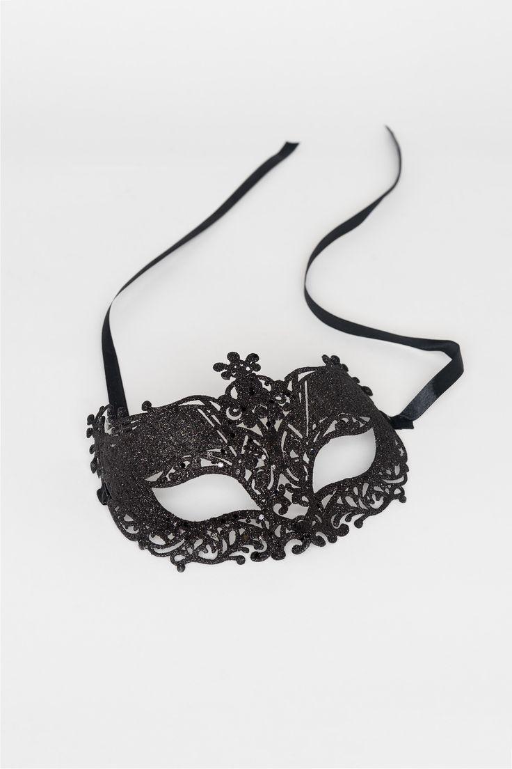 Masquerade ready!