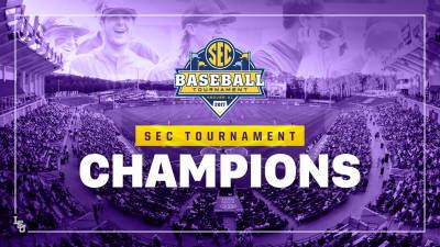 LSU vs. Arkansas - Highlights (SECT Final) - LSUsports.net - The Official Web Site of LSU Tigers Athletics-SEC TOURNAMENT CHAMPIONS 2017!!! CONGRATULATIONS TO OUR TIGERS!!!! (WATCH VIDEO)