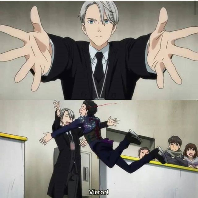 SOMEONE TELL ME AUDIOS FOR THE VICTUURI IN THIS EP! I can't find any