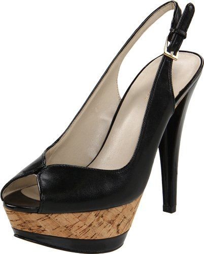 Nine West Women`s Cunning Slingback Pump $42.00: Women Cunning, Cunning Slingback, Nine Of Urso, Pumps 4200, Pumps 42 00, Woman, Slingback Pumps, Nine West, West Women