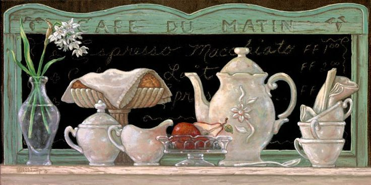Cafe du Matin (Janet Kruskamp)