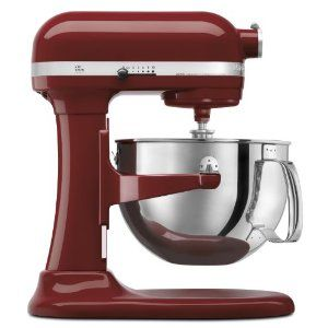 KitchenAid Artisan 5 Quart Mixer for $199.99 then after rebates $157.99