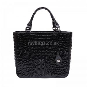 MAGYA Leydi Black Croco http://www.mybags.co.uk/magya-leydi-black-croco.html