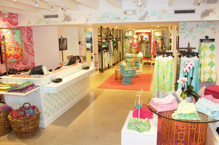 Lilly Pulitzer Ocean Reef Store