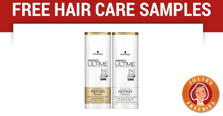 Free Schwarzkopf Shampoo