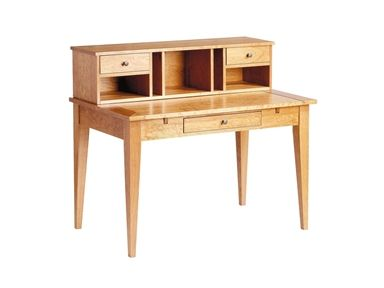 Shop for Gat Creek Gramercy Desk, 83115, and other Home Office Desks at Hickory Furniture Mart in Hickory, NC. Because most home office units just look too boxy and corporate to us, we wanted something light and graceful for the home - something elegant enough that didn't need to go into a corner or back room.