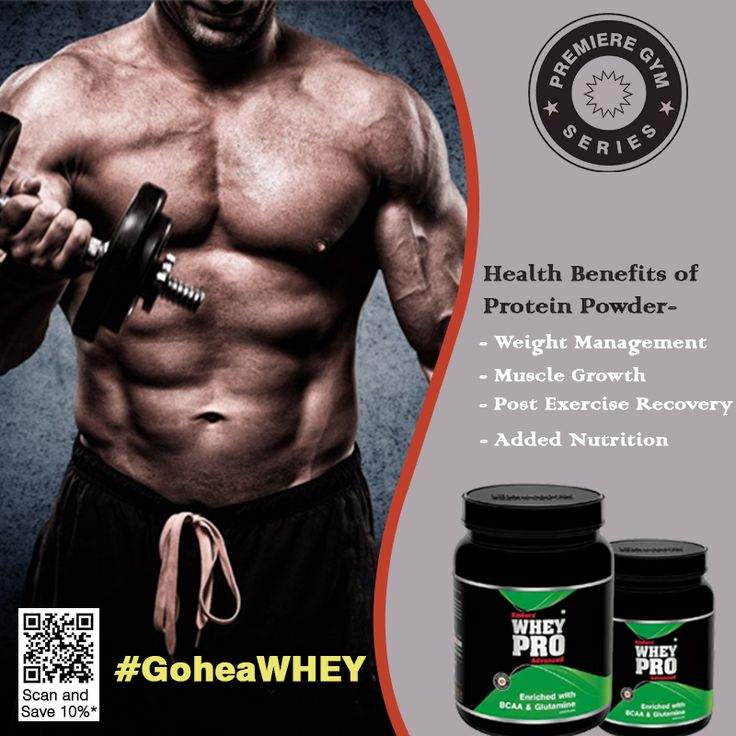 Health Benefits of Protein Powder : Post workout recovery Gym supplements Muscle growth