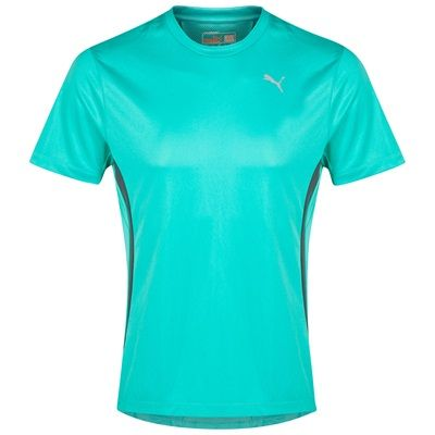 Puma T Shirt 509853-17 Puma T-ShirtOutrun everyone with this stylishPumarunning T-Shirt. Built with a reflective PUMA Cat logo, you can stay stylish and visible as you train.Built with coolCELL, this Puma T-Shirt is desi http://www.MightGet.com/february-2017-2/puma-t-shirt-509853-17.asp