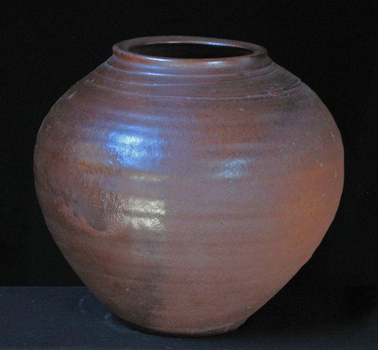 Round Vase by Estelle Martin