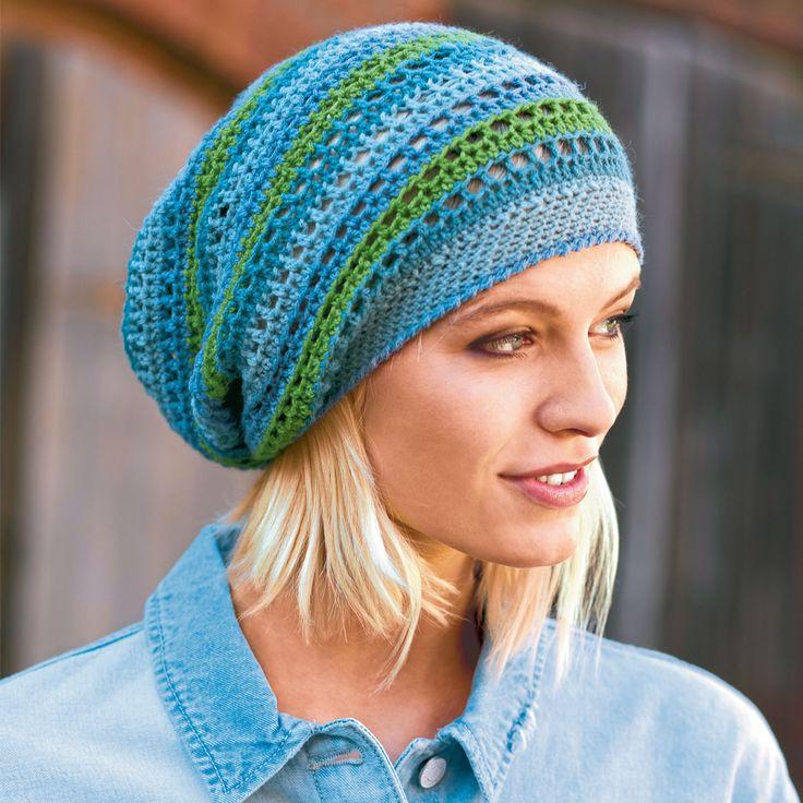 В этой шапочке вам будет не страшен свежий весенний ветер
