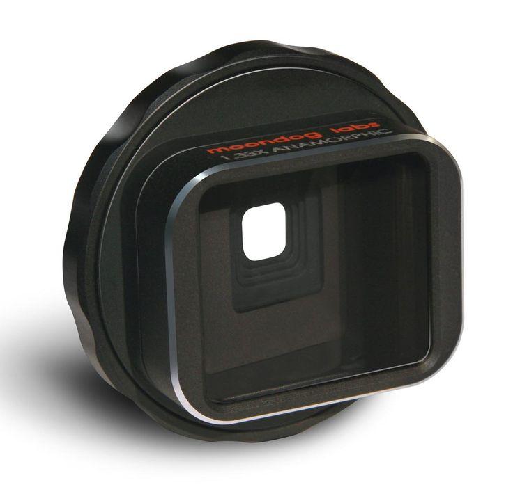 Moondog Labs 37mm Anamorphic Lens for iOgrapher