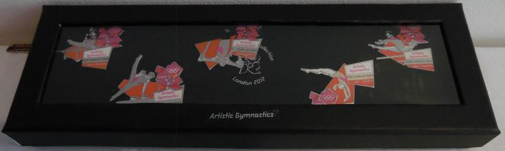 London 2012 olympics artistic #gymnastics venue #official pin #badge set of 5 rio,  View more on the LINK: 	http://www.zeppy.io/product/gb/2/371820349621/
