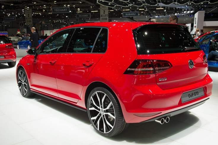 vw mk7 golf gtd all about vw golf mk7 pinterest volkswagen and golf. Black Bedroom Furniture Sets. Home Design Ideas