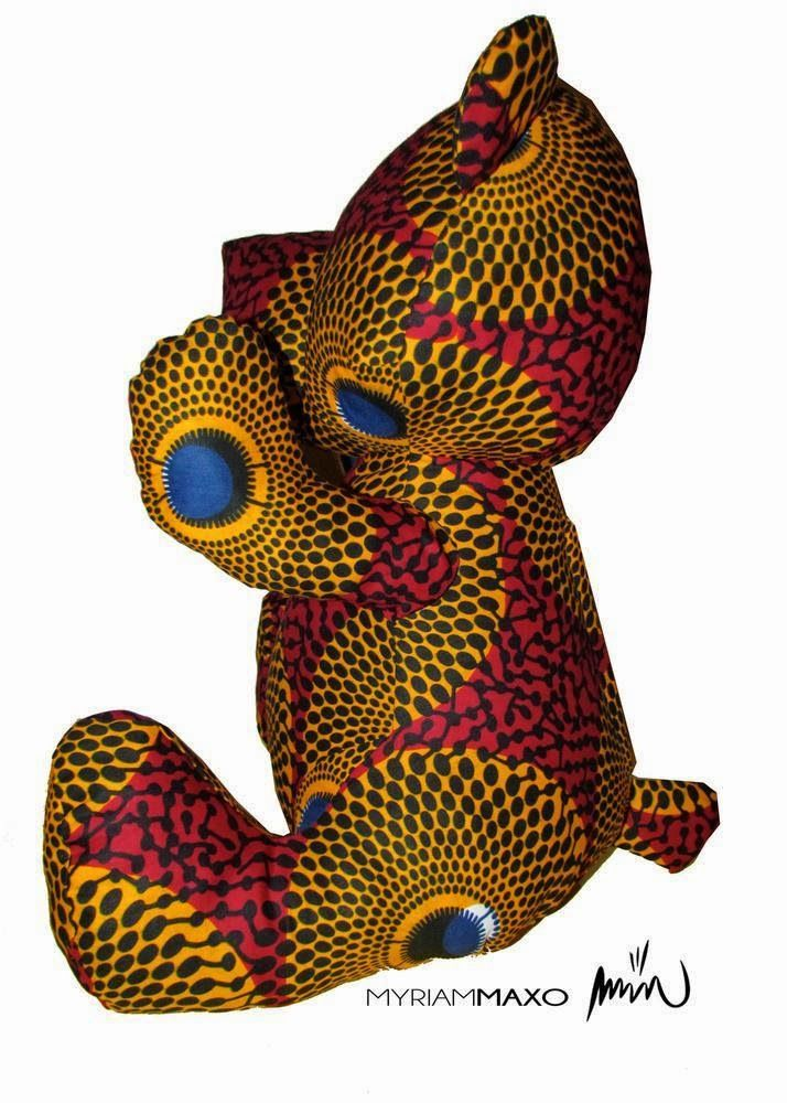 African Prints in Fashion: Originality & Diversity: Myriam Maxo