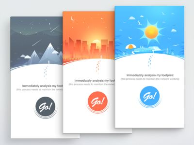 by baiheng App Miss Index Design
