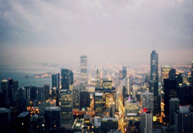 Chicago by Sisilia Piring