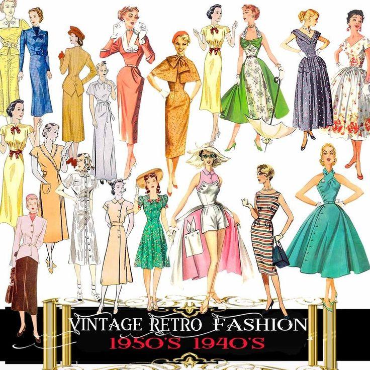 Vintage Retro Fashion,Die-Cut Paper Crafts,Collage Scrapbook Journal Decoupage