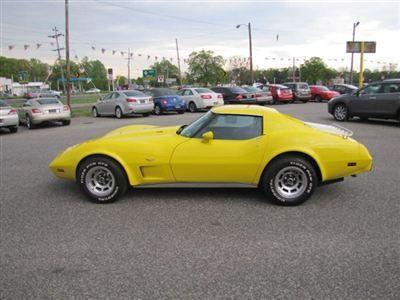 1977 Corvette L-48