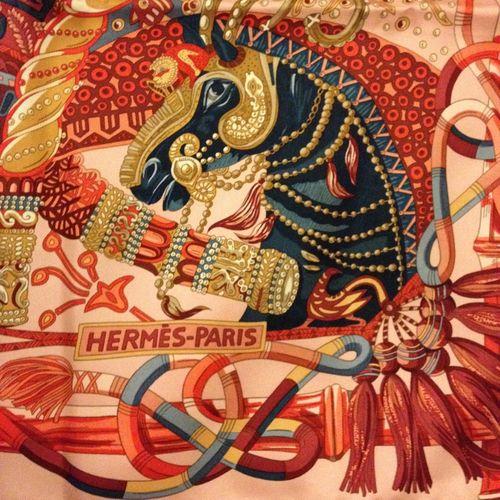 Hermes scarf