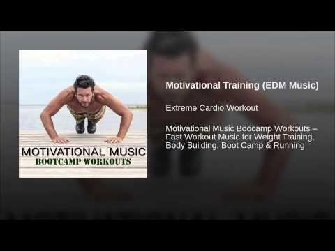 Motivational Training (EDM Music) - YouTube Music