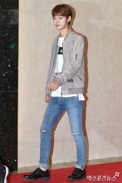 jung joon young at My Sassy Girl 2 vip premiere