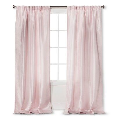 Simply Shabby Chic® Faux Silk Pleat
