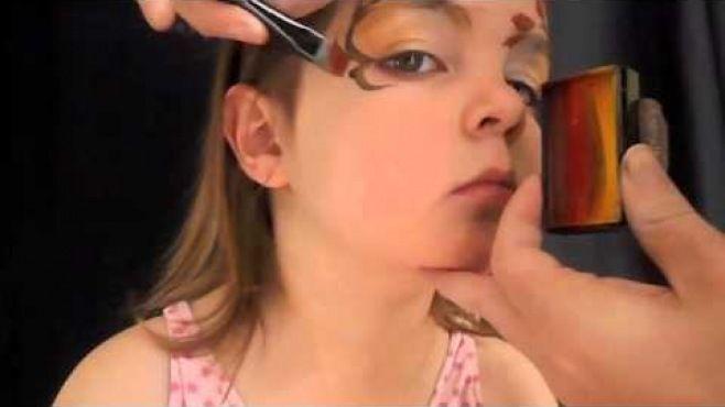 Sonbahar Desenli Yüz Boyama Sanatı - Parti, doğum günü vb aktiviteler için yüz boyama nasıl yapılır, yüz boyama teknikleri, yüz boyama örneklerini ve ipuçlarını videolu anlatım olarak sayfamızda bulabilirsiniz.