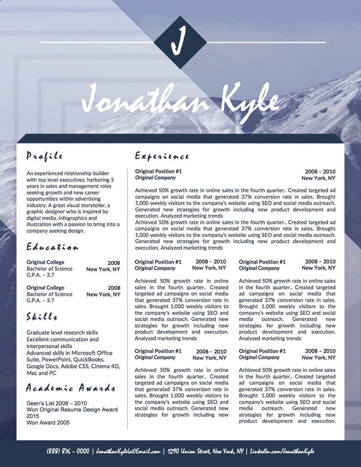 8 best Jonathan Kyle Personal Branding Kit images on Pinterest - personal statement for resume sample