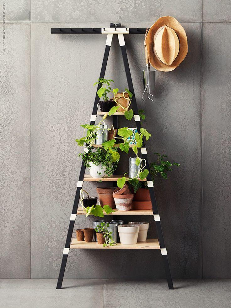 les 891 meilleures images du tableau ikea plants sur pinterest plantes d 39 int rieur plantes en. Black Bedroom Furniture Sets. Home Design Ideas