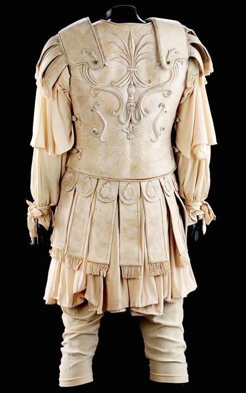Commodus Gladiator arena costume back