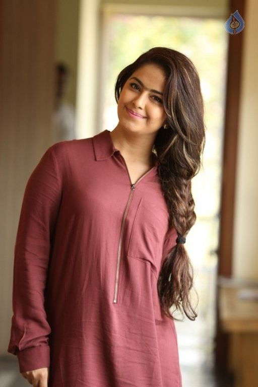 Actress Avika Gor @ Cinema Chupista Maava Press Meet Stills