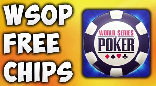 WSOP Free Chips 2019 Unlimited | World series of poker