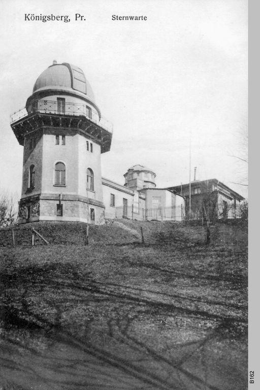 Sternwarte Königsberg