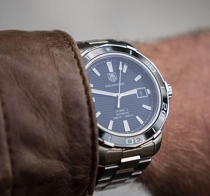 Tag Heuer Aquaracer WAK2110 | Watches | Pinterest | Tag ...