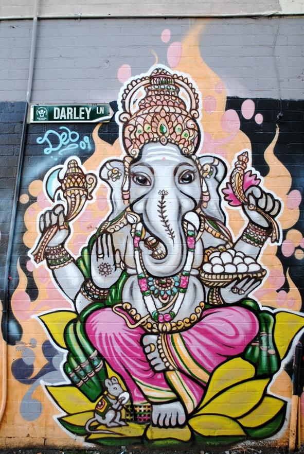Street Art, Newtown (Sydney)