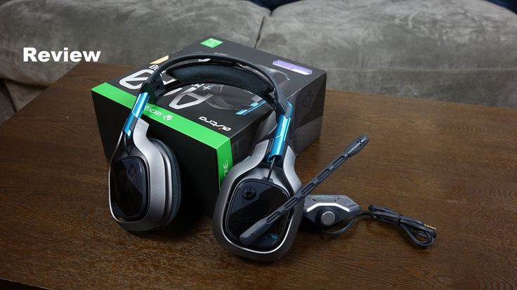 Halo 5 Edition Astro A40 + MixAmp M80 Review