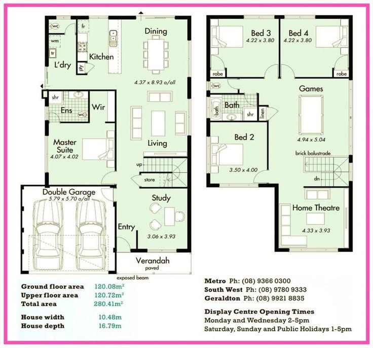 ikiz ev planları, ikiz villa planları,