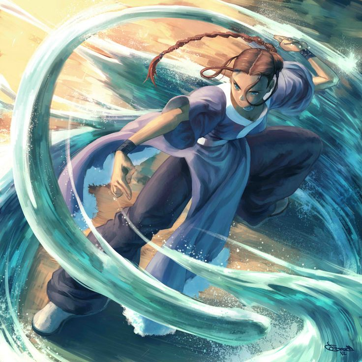 The Last Airbender All Avatars: 25+ Best Ideas About Water Bending On Pinterest