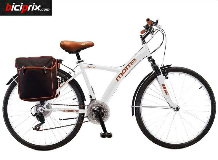 Bicicletas híbridas al 50%
